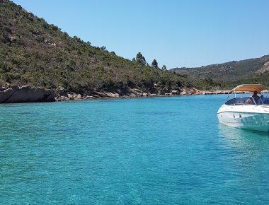 Corse : Porto-Vecchio, vu de la mer, c'est maintenant !