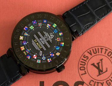 L'horizon au poignet: la montre connectée du voyageur