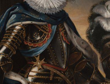 Rubens à Paris : portraits d'une Europe conquérante