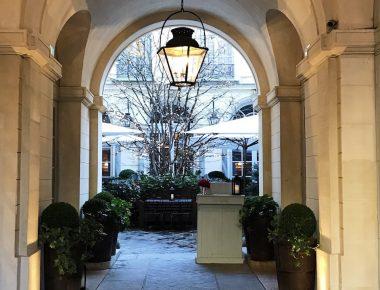 Ralph Lauren : Holiday season dinner à Paris