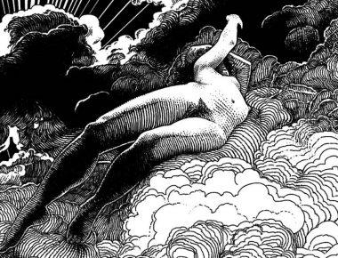 Apollonia Saintclair, le mystère érotique à l'encre noire