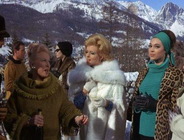 Instant Grand Duc : The Pink Panther, l'élégance sur piste à Cortina
