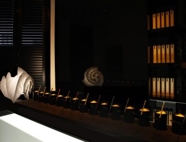 Iunx, parfumeur de l'épure