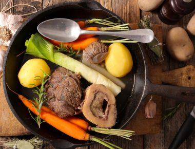 L'hiver en pente douce : cinq plats qui nous réchauffent