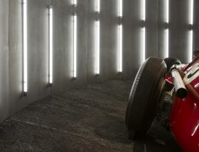 Ferrari under the skin, le Design Museum de Londres passe au rouge