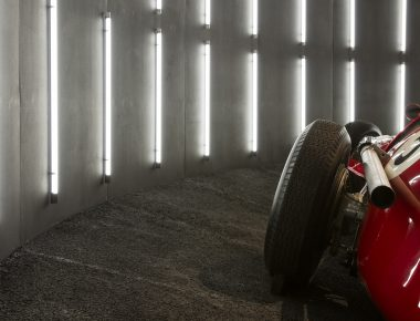 Ferrari under the skin, le Design Museum de Londres passe au rouge