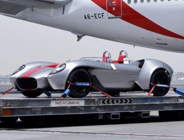 Jannarelly Design-1 : la supercar à la française
