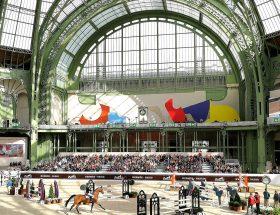 Saut 2018 : quand Hermès reprend les rênes du Grand Palais