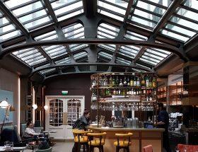 Maison Bréguet, le restaurant dans la lumière de David et Marco