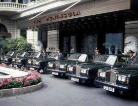 Rolls Royce : la Shadow, sans l'ombre d'un doute !