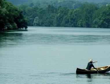 La vie en canoë : laisser filer le temps au fil de l'eau