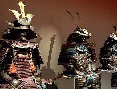 Daimyo : l'art de la guerre japonais s'expose au Musée Guimet
