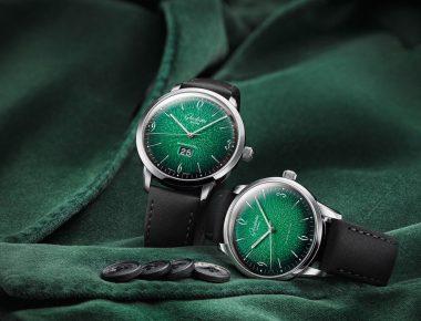 Cinquante nuances de cadrans verts