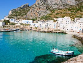 Favignana, la Sicile par la mer