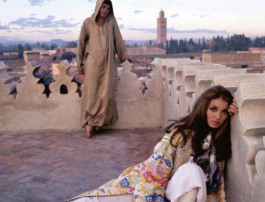 Instant Grand Duc : Talitha et Paul Getty à Marrakech