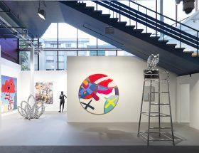 Art Basel 2018 : Bernard Frize s'offre deux galeristes