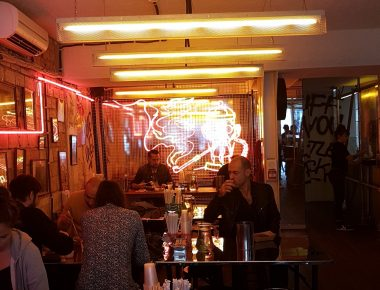 Street Bangkok Roast & Beer : asie pimentée et canard laqué rue Saint-Denis
