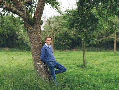 Guillaume Drouin, magicien du Gin de pomme en pays d'Auge