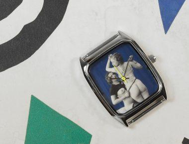 La montre Ostra Studio par LAPS