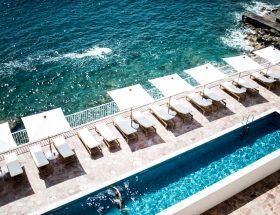 Les Roches Rouges à Saint Raphaël, l'hôtel le plus cool de France ?