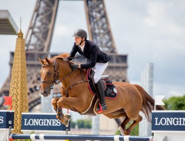 En piste ! Le Longines Paris Eiffel Jumping d'Uliano Vezzani