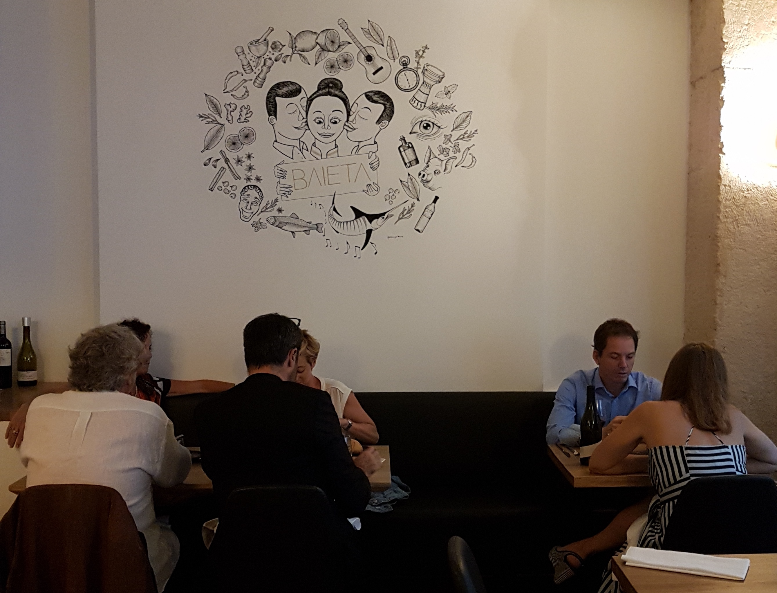 Baieta Restaurant Paris 3
