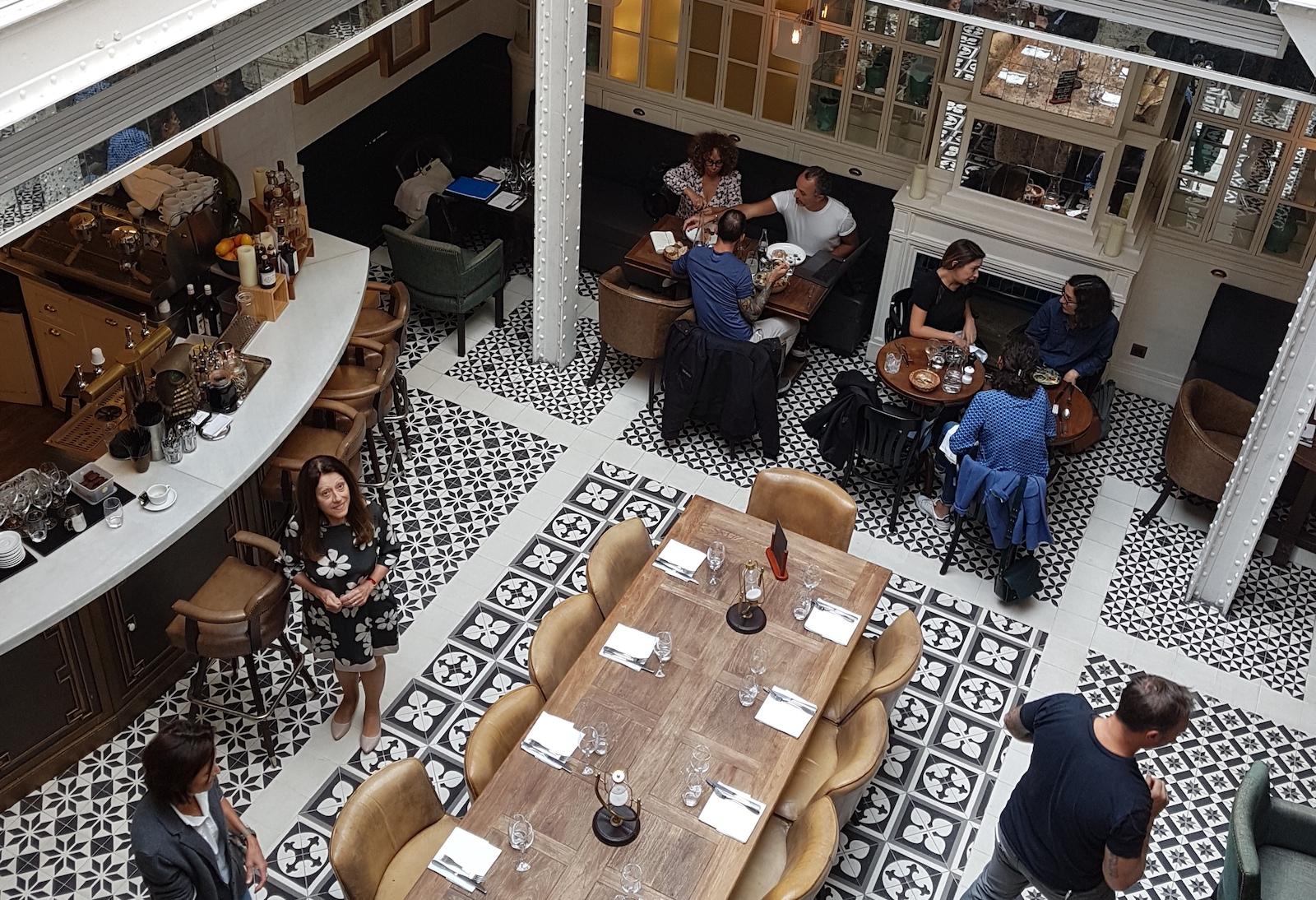 Les Chouettes Restaurant Paris 2