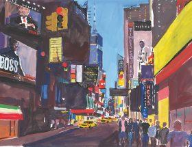 New York avec Jean-Philippe Delhomme