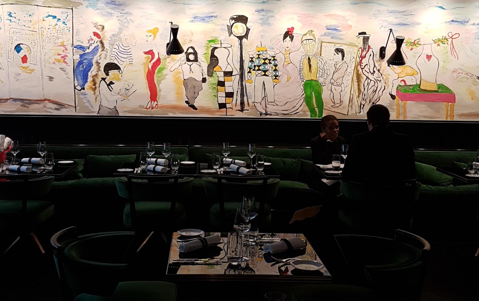Le Schiap Restaurant Paris 2