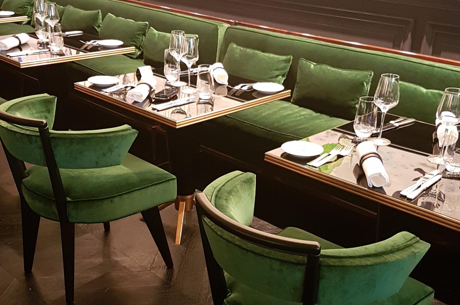 Le Schiap Restaurant Paris 5