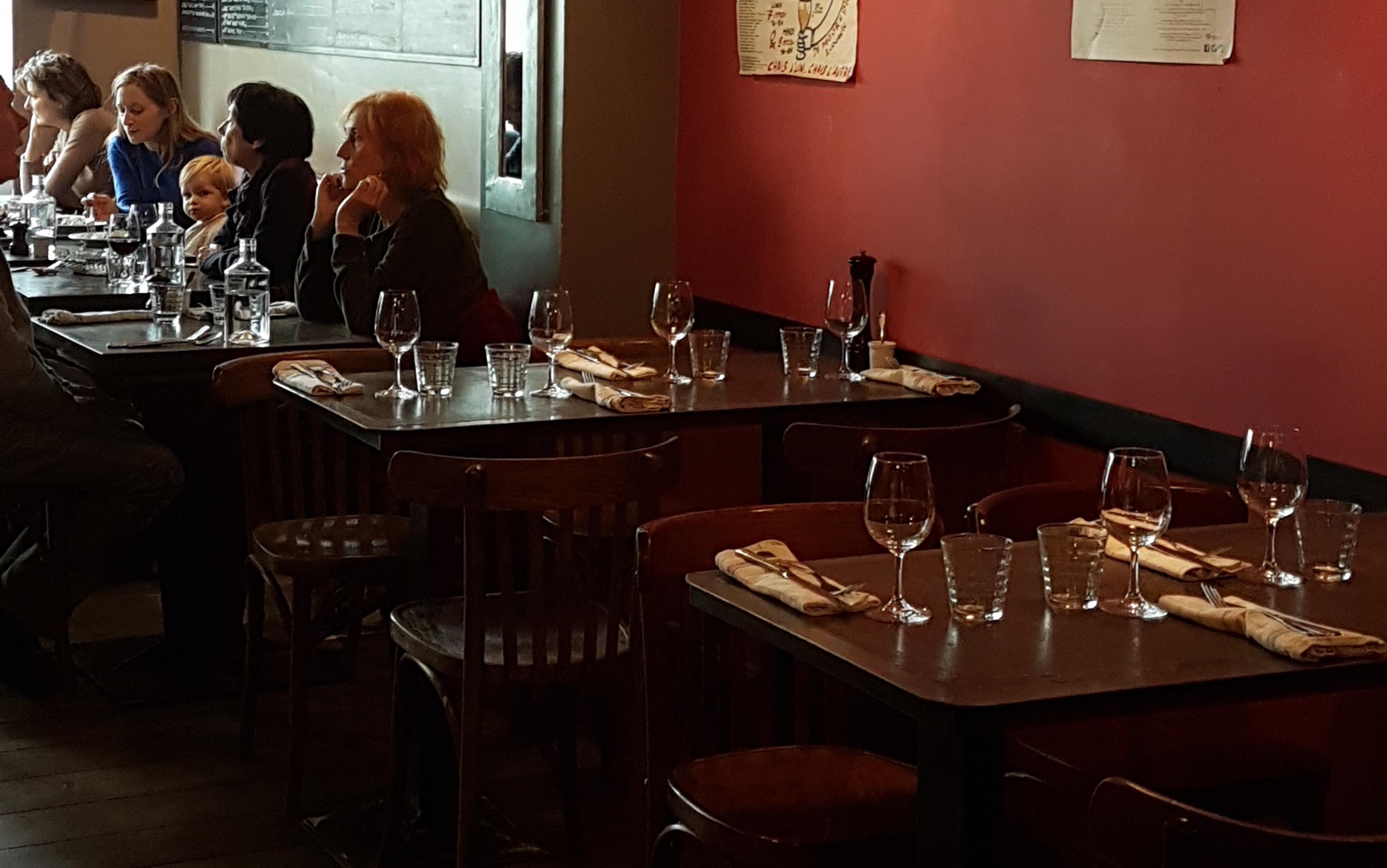 Quedubon restaurant paris 1