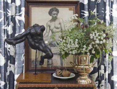 Objet de désir : les tissus de Louise Bourgoin pour Pierre Frey