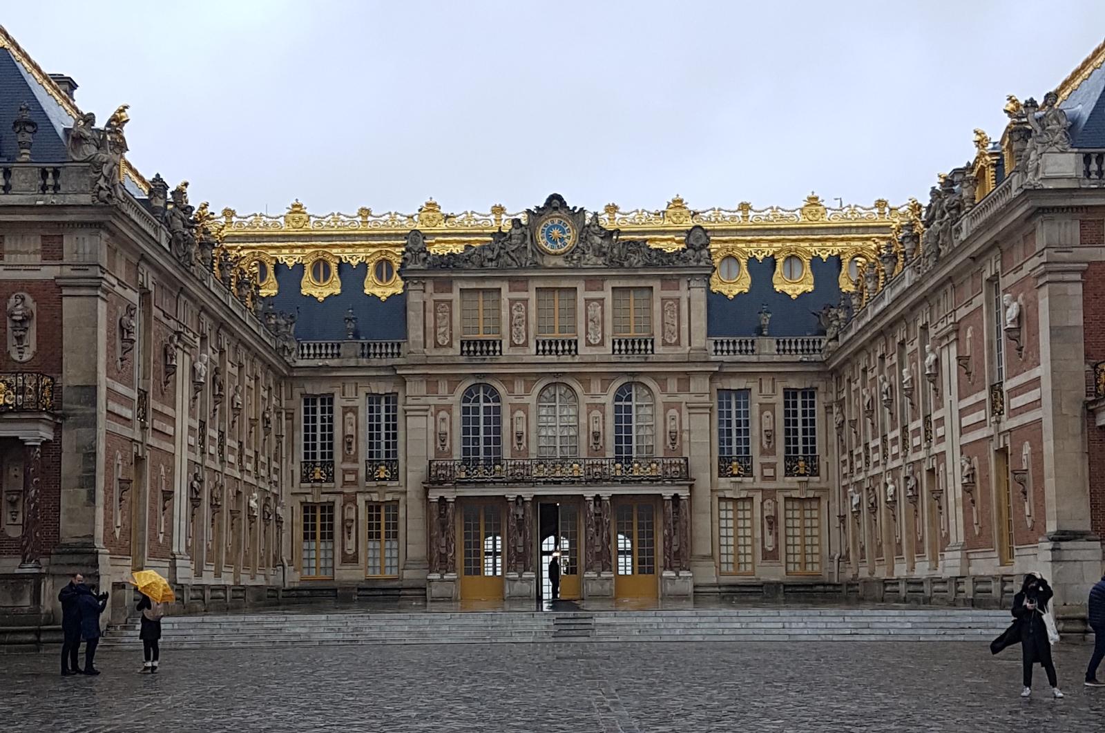 Ore Versailles 1