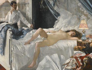 Henri Gervex : pour l'amour d'une prostituée