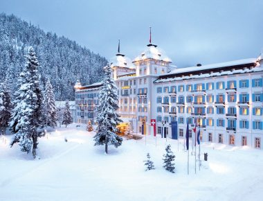 Snow, Sachs and Bobsleigh : bienvenue à Saint-Moritz