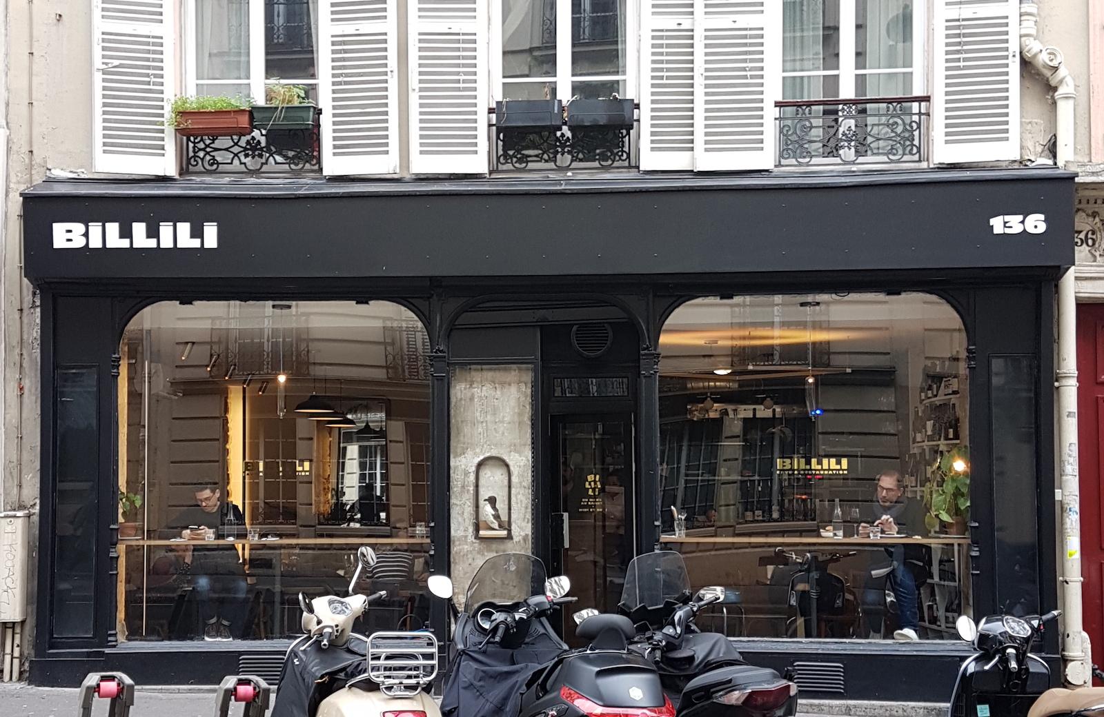 Billili Paris 2