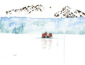 L'Arctique avec Blaise Drummond