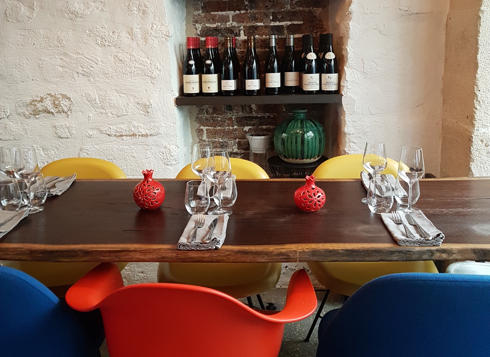 Libra Restaurant Paris 2