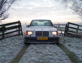 Dans ta Benz Benz Benz : nos (grosses) berlines des années 1990