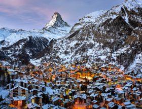 Changer d'air au pied du Cervin, à Zermatt