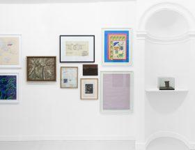 Robert Malaval, artiste-éclair à la galerie Pauline Pavec