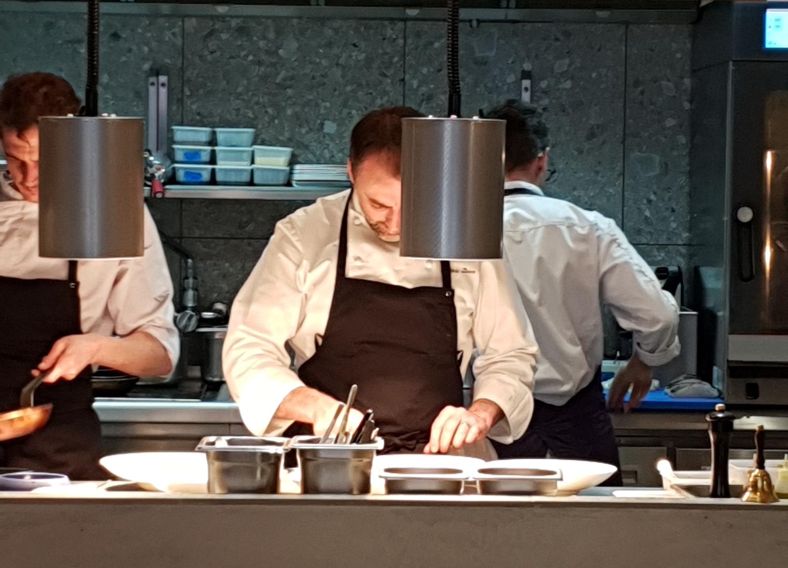 Rooster Restaurant Frédéric Duca