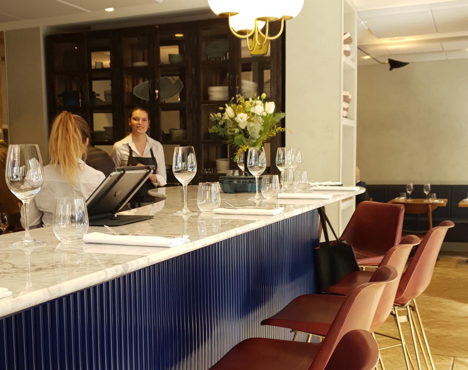 Rooster Restaurant Paris 1b