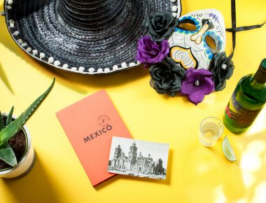Les Hardis à Mexico avec Louis Vuitton City Guide