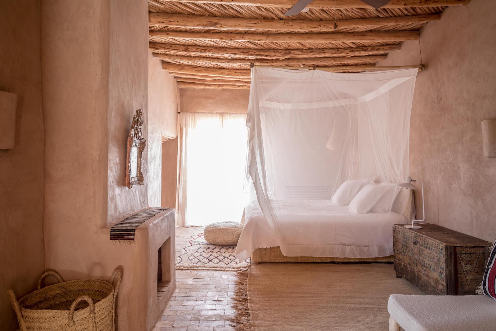 Berber Lodge (Photo Cecile Perrinet-Lhermitte)