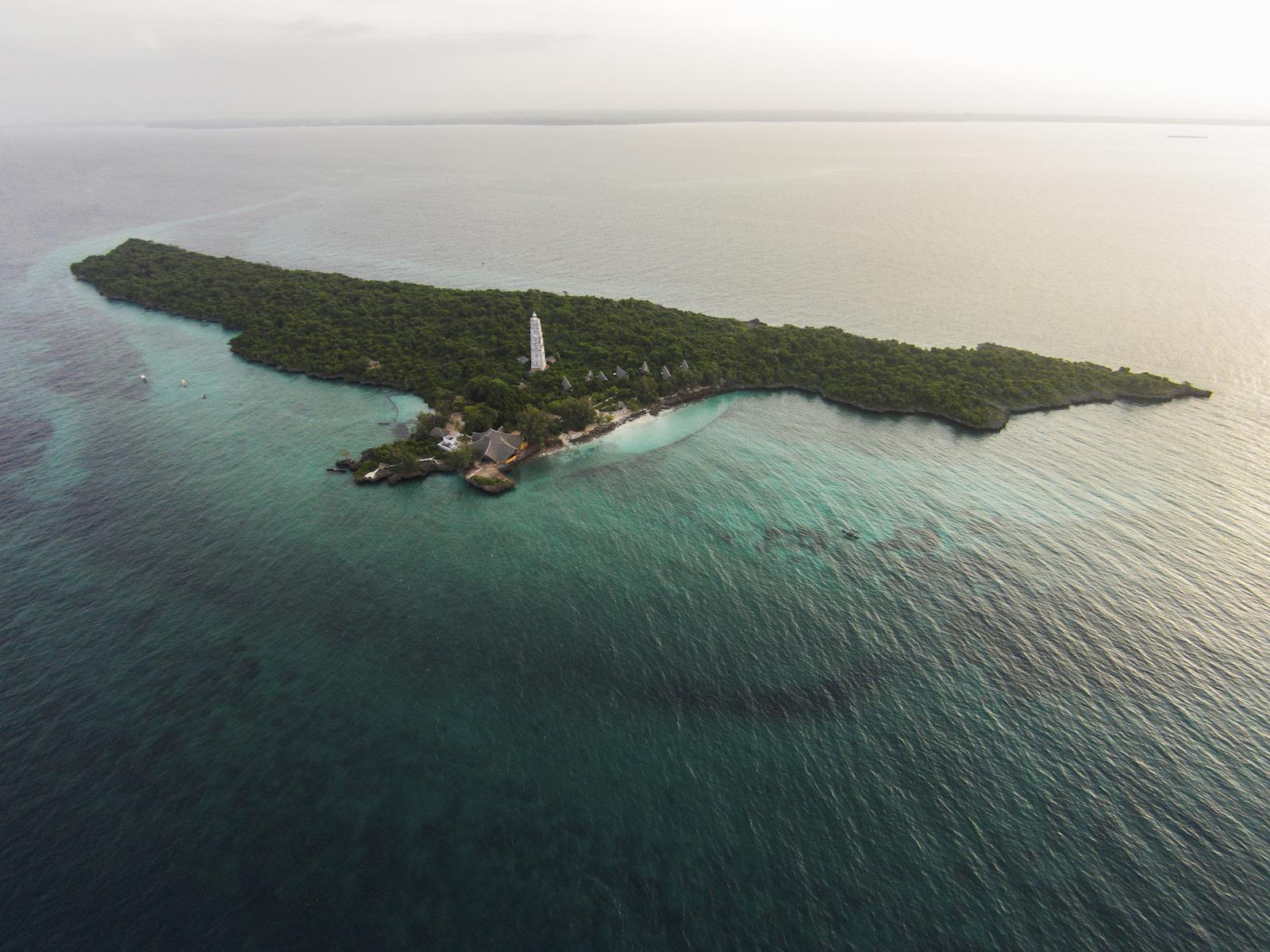Chumbe Island (Photo Courtesy of Chumbe Island Coral Park)
