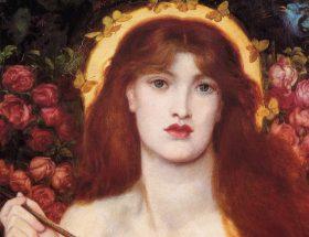 L'érotisme mystique de Dante Gabriel Rossetti