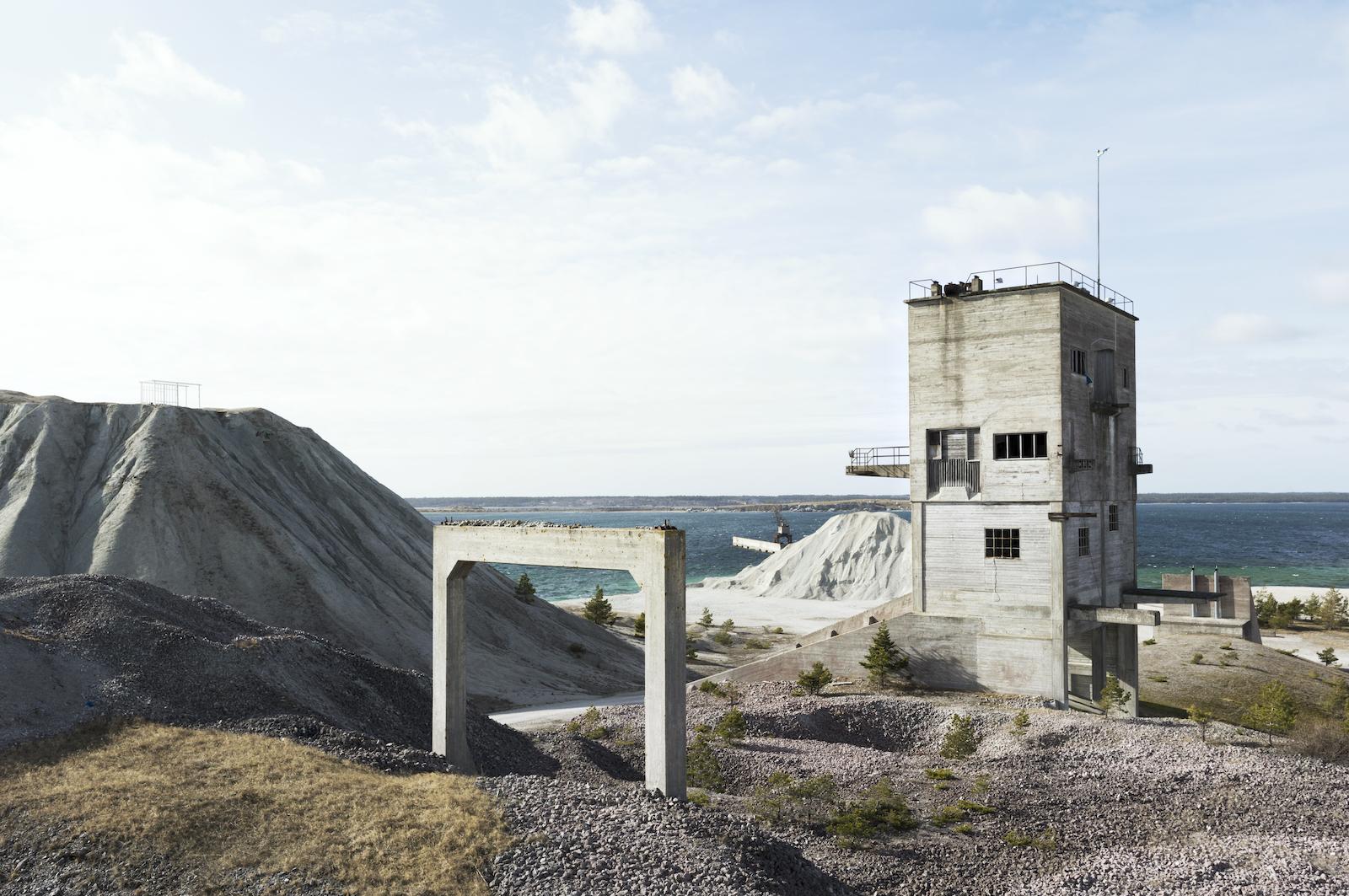 Fabriken Furillen (Photo Peter Guenzel)