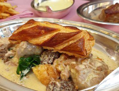 Le retour de la belle cuisine bourgeoise à la Poule au Pot