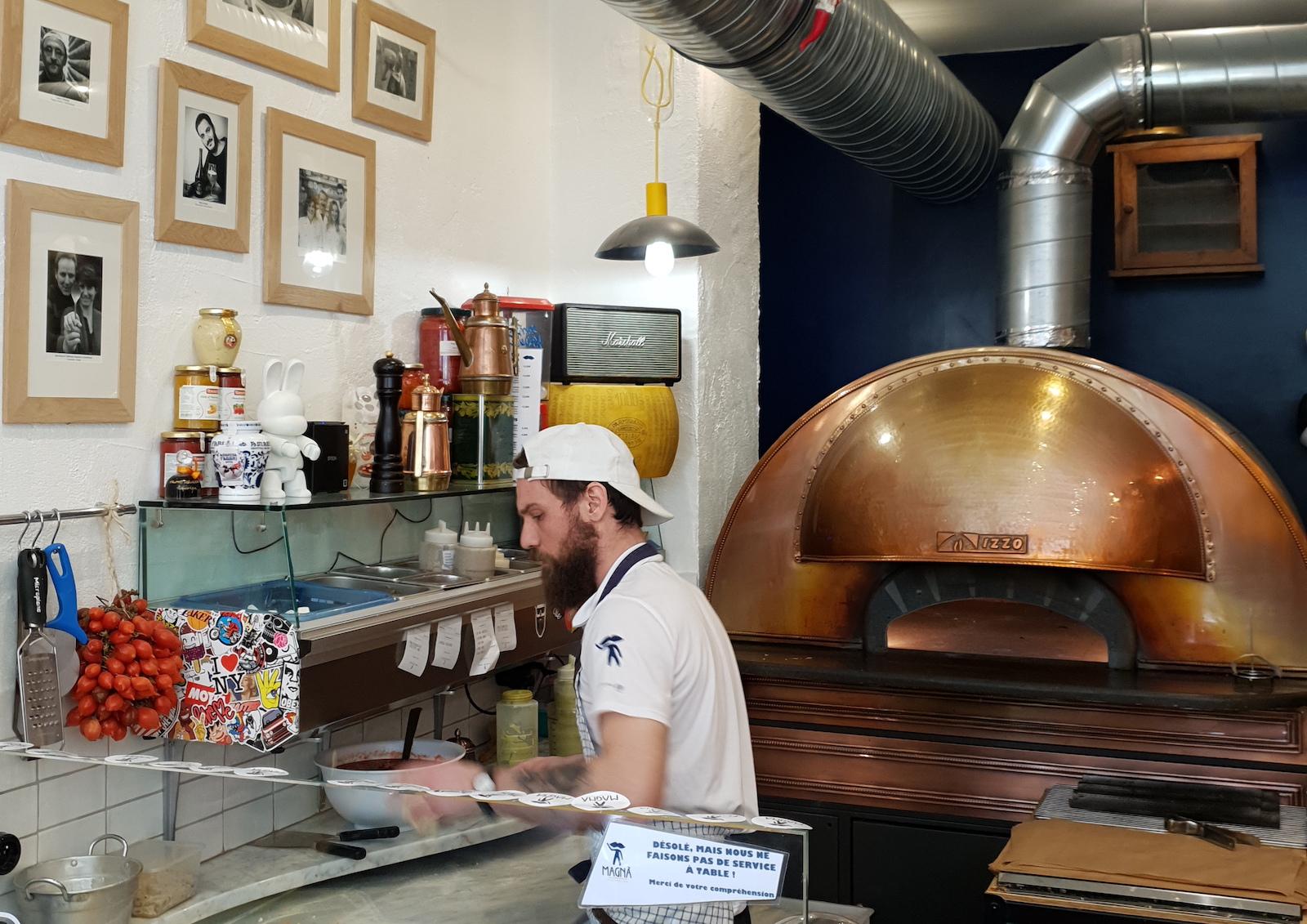 Magna Pizza Paris 1